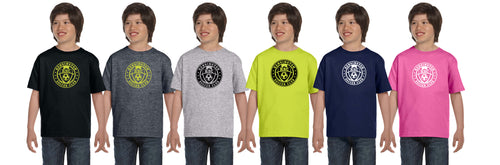 KSC 50/50 T-shirt (YOUTH ONLY)
