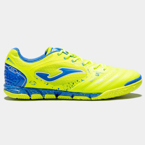 Liga 5 911 (Indoor) Fluorescent Yellow/Royal