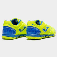 Load image into Gallery viewer, Liga 5 911 (Indoor) Fluorescent Yellow/Royal