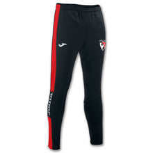 Load image into Gallery viewer, Championship IV Pants (Youth/Men/Women) - Black/Red