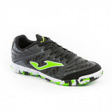 Load image into Gallery viewer, Super Regate 901 (INDOOR) Black/Lime Green
