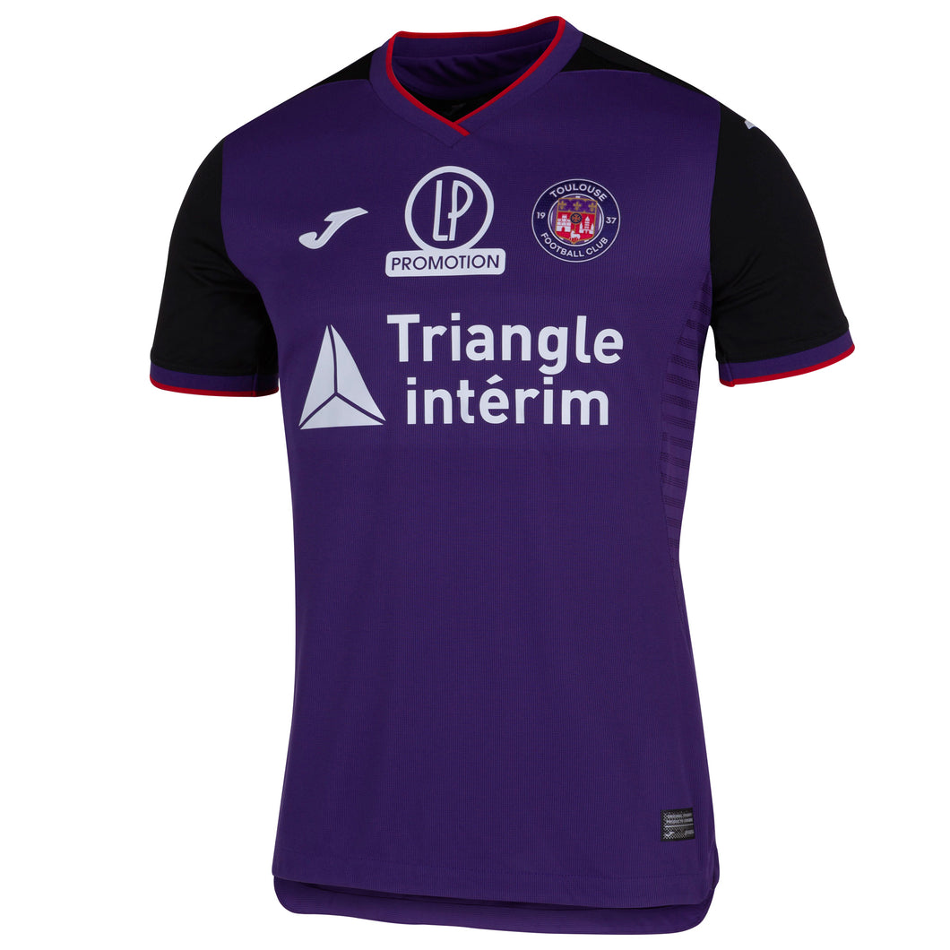 Toulouse F.C. (2019-20) Home Jersey