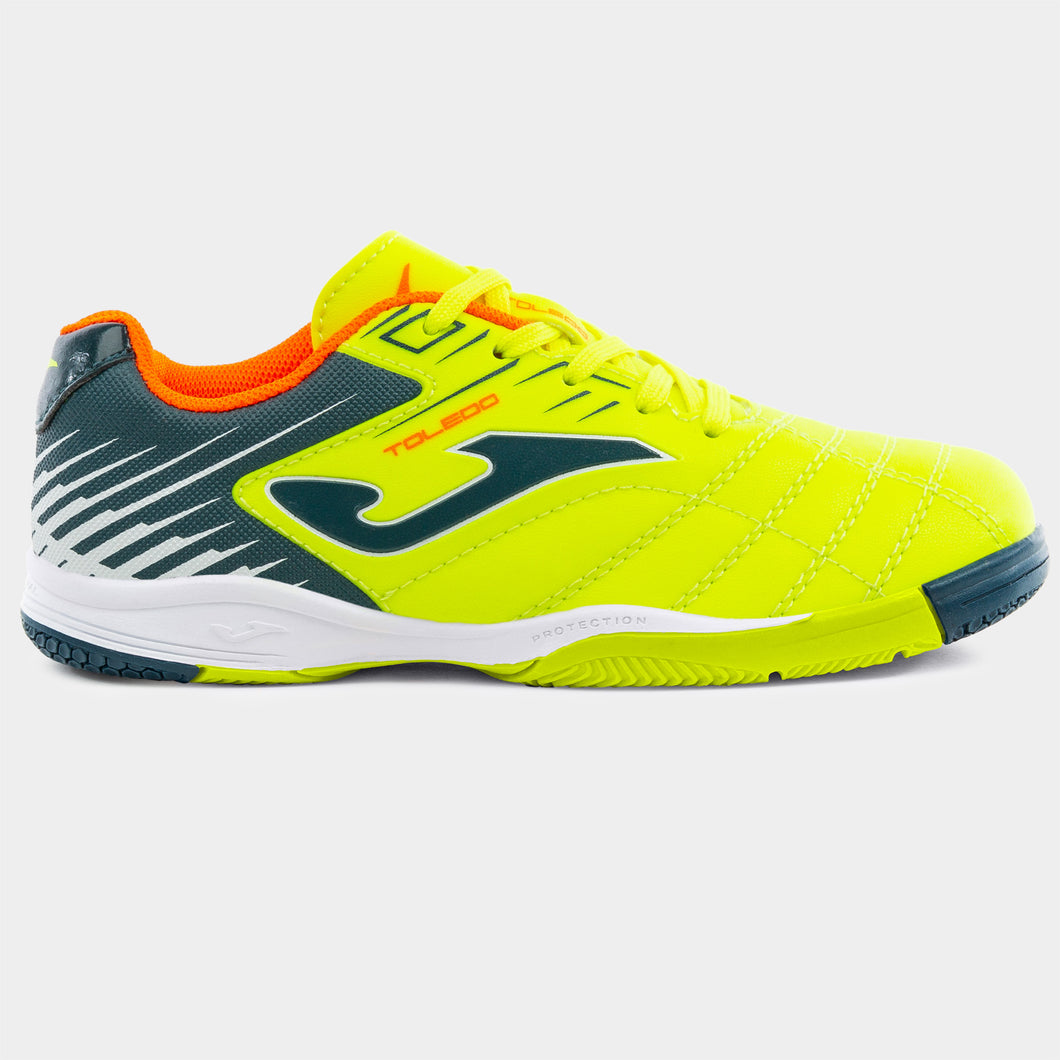 Toledo Junior 911 (INDOOR) - Fluorescent Yellow/Navy