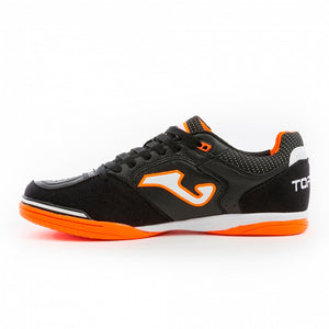 Top Flex 901 (Indoor) - Black/Fluorescent Orange