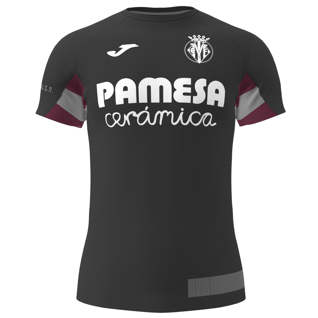 Villareal Training T-shirt (Anthracite)