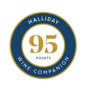 Halliday awards our current release Pinot Noir 95 points