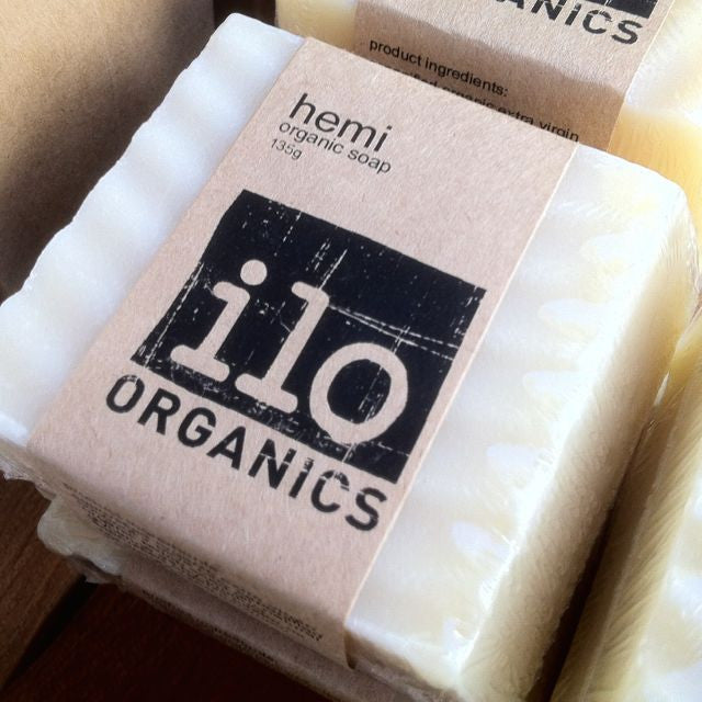 hemi soap - single 135g