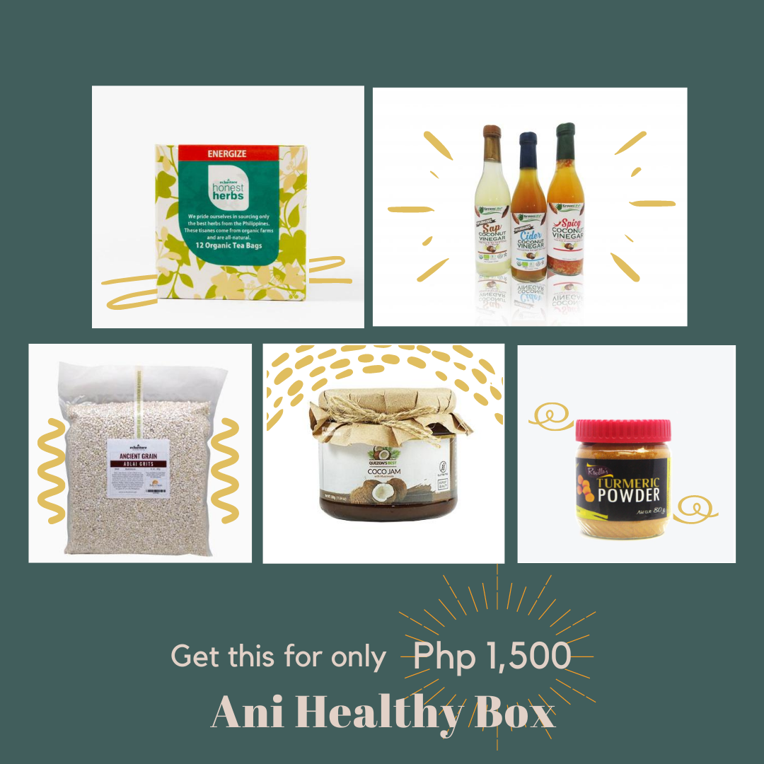 August Ani Healthy Box