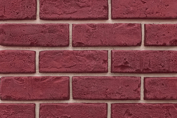 Deep Red Brick