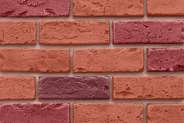 Multi Color Brick