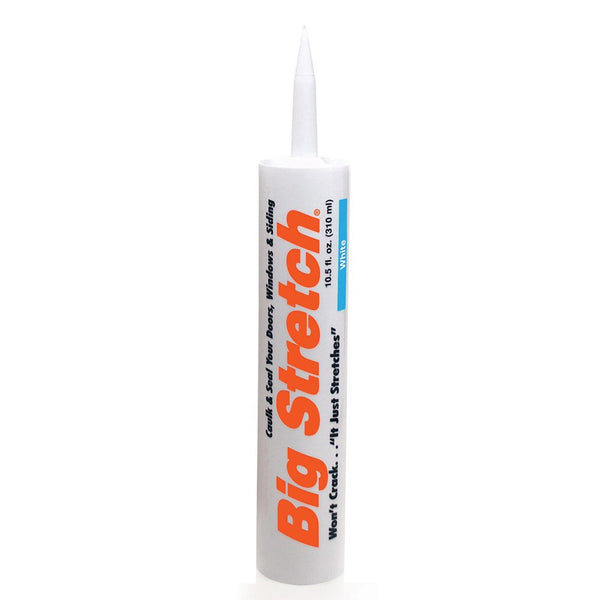 Big Stretch White Caulking
