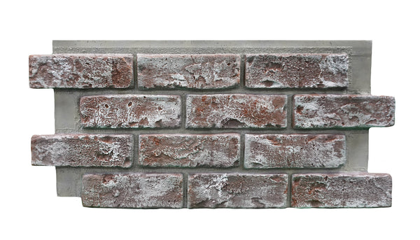 Chicago Brick Half Panel