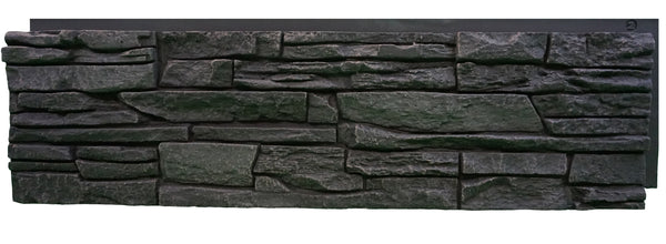 Iron Ore Stacked Stone Panel