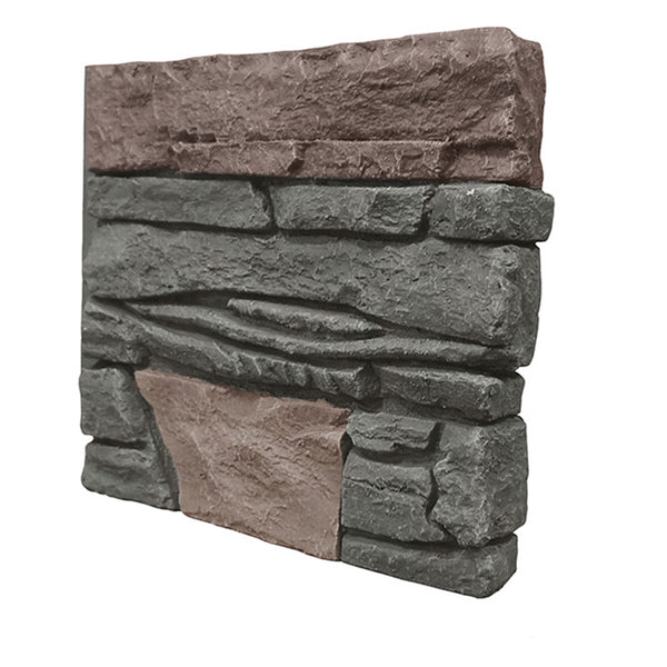 Keystone Stacked Stone Sample