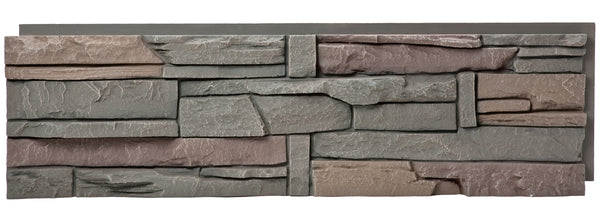Keystone Stacked Stone Panel