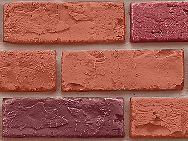 Multi Color Brick Sample