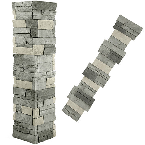 Northern Slate Pillar Panels