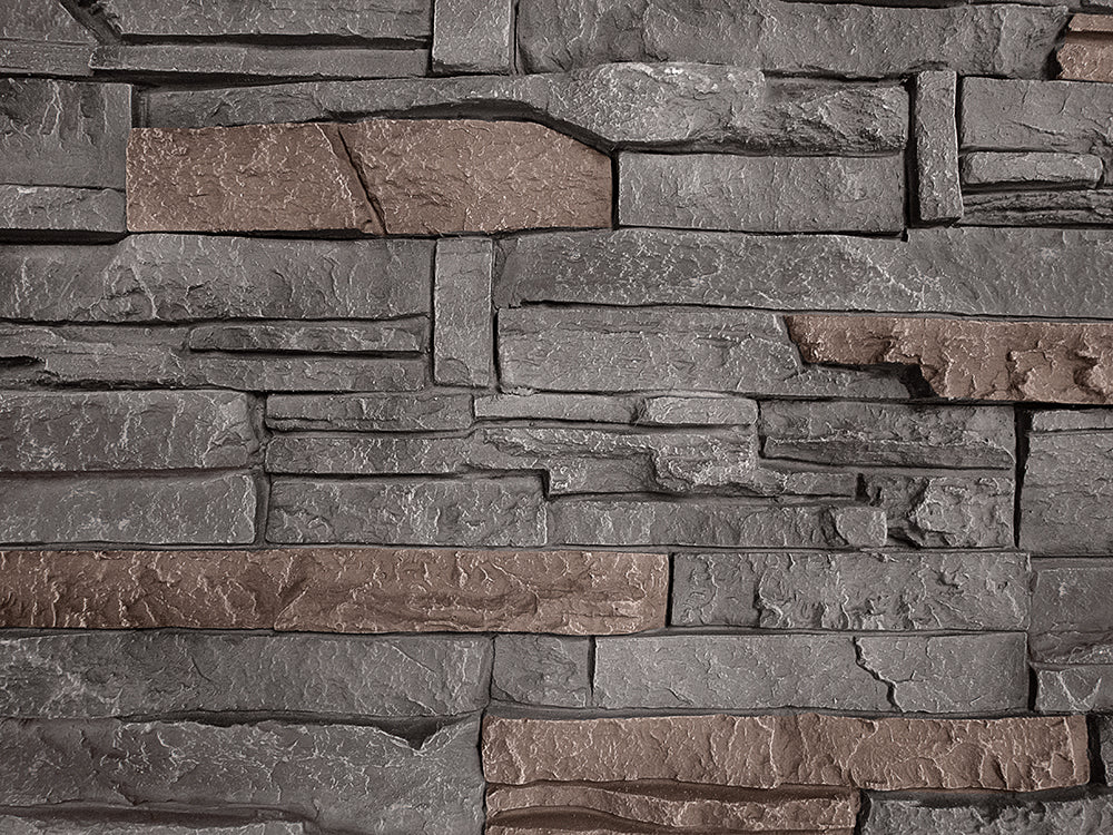 Coffee Stacked Stone