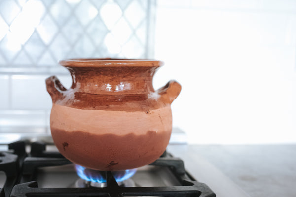 Handmade Ritual Steam Pot