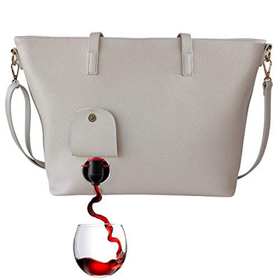 hidden wine purse