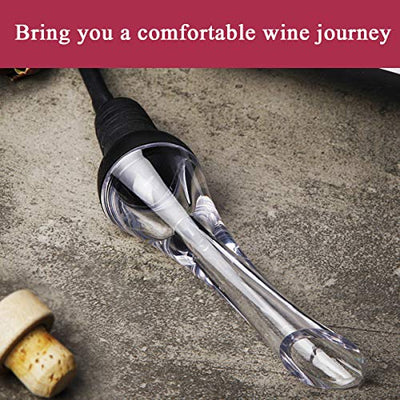 Wine Aerator Pourer - Wine Wild West - Wine Gifts and Accessories