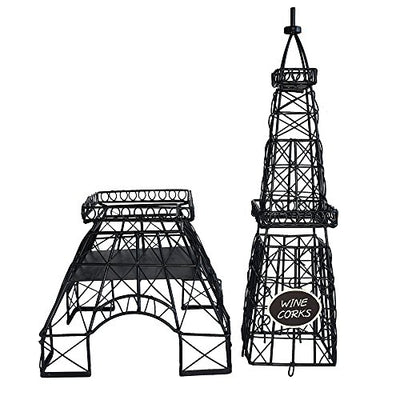 Eiffel Tower Wine Cork and Bottle Holder - Wine Wild West - Wine Gifts and Accessories