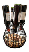 wine barrel cork  holder