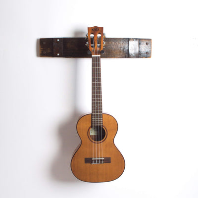 Bourbon Barrel Guitar Rack - Wine Wild West - Wine Gifts and Accessories