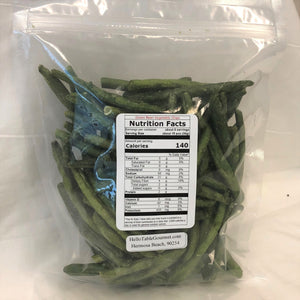 Vegetable Chips, Green Bean