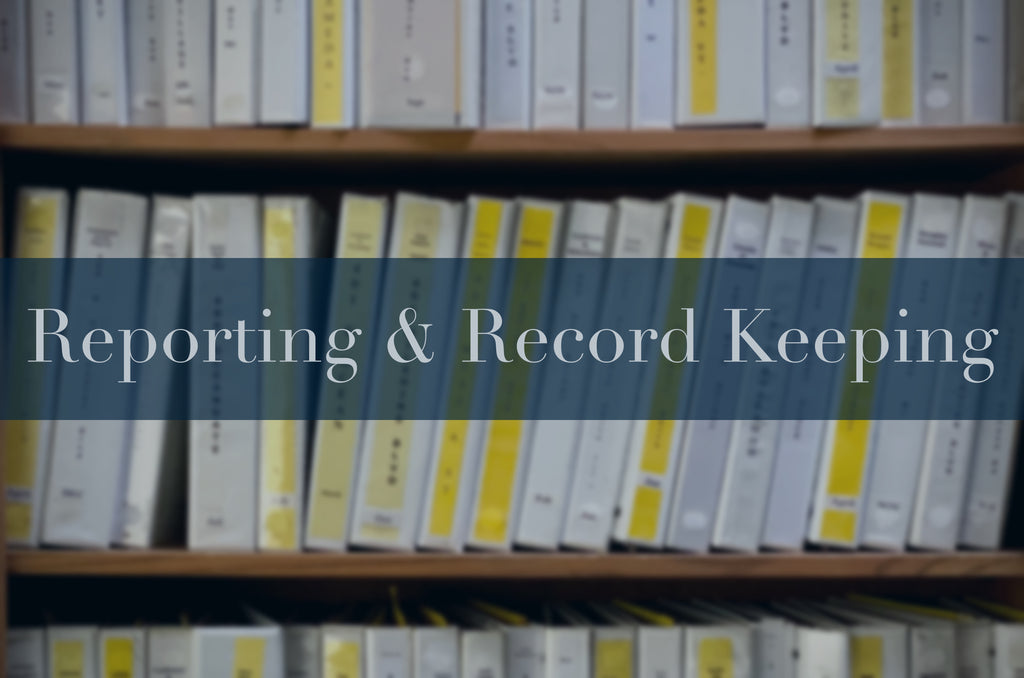 OSHA REPORTING / RECORD KEEPING OSHA 300 LOG