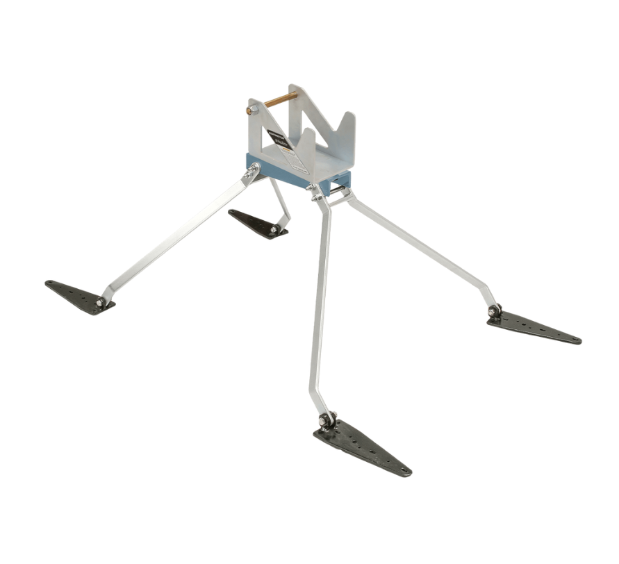 Rotating SRL Anchor for Pitched Roofs