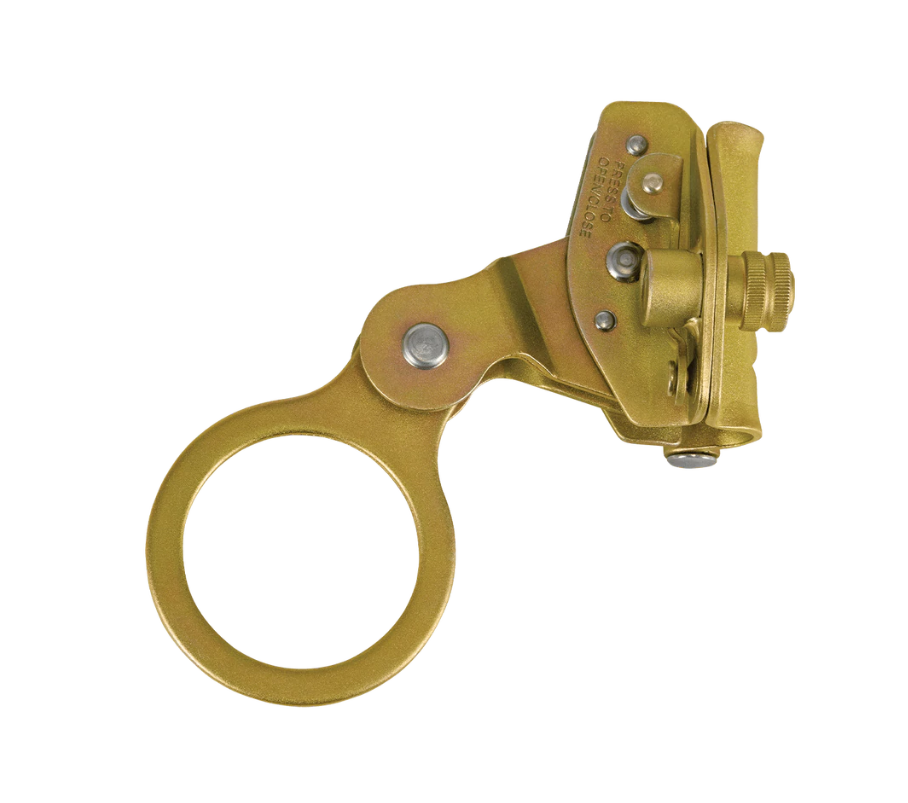 Hinged Trailing Rope Adjuster, Alloy Steel