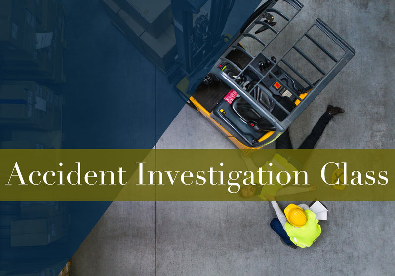 ACCIDENT INVESTIGATION / ROOT CAUSE ANALYSIS