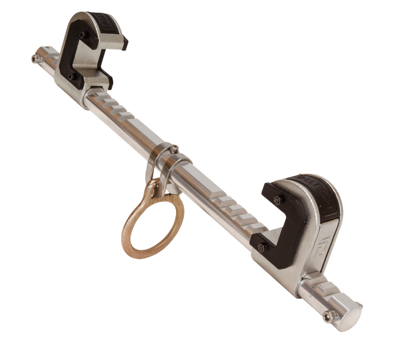 "14"" Trailing Beam Clamp Anchor, Dual-jaw Adjustment"