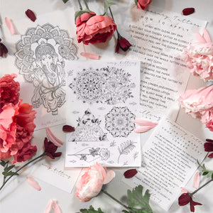 Temporary Tattoo Bundle 2