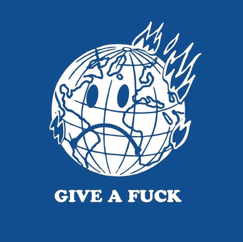 GIVE A FUCK