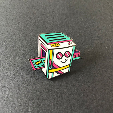 Risograph Machine Pin