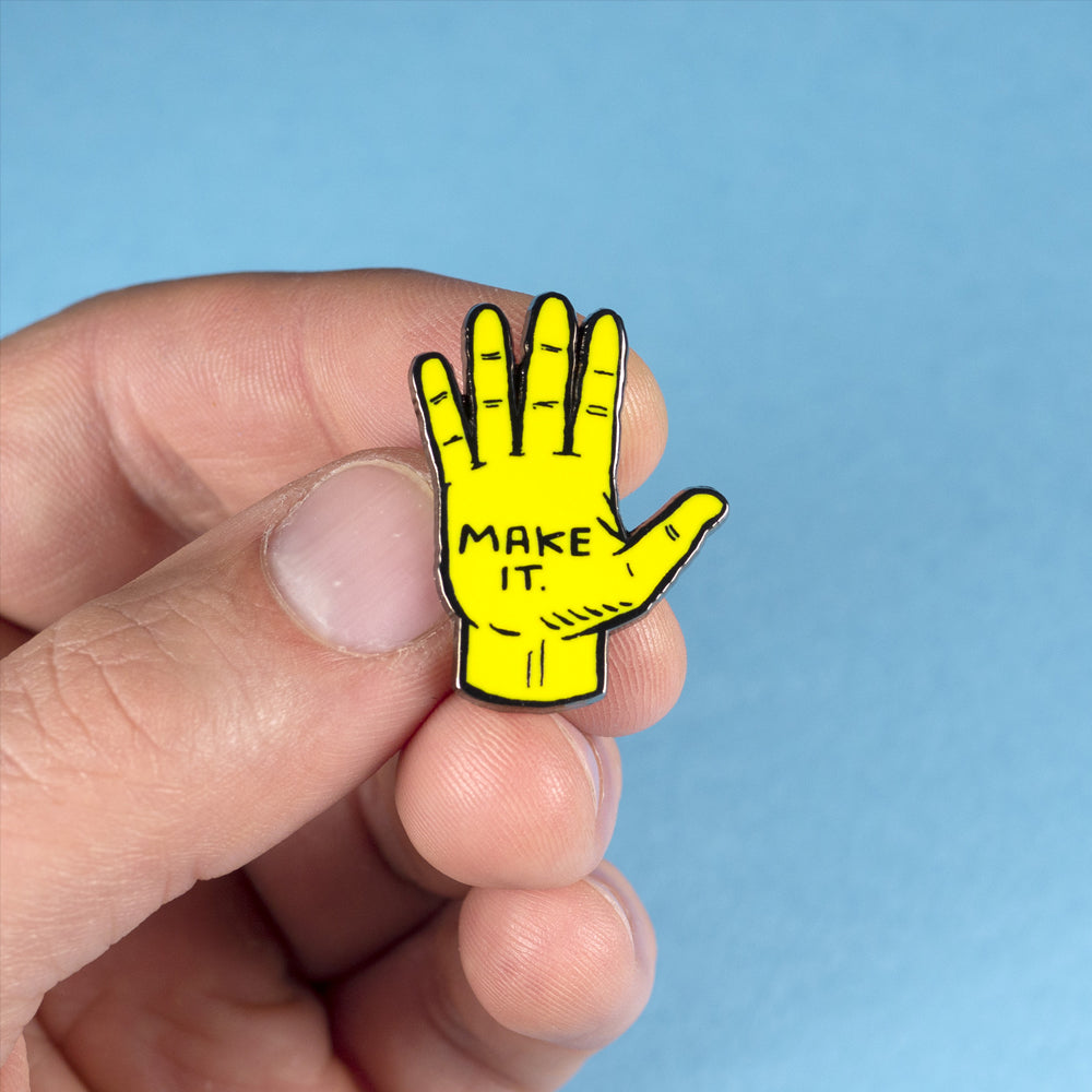 Make it Pin –– Big A Band