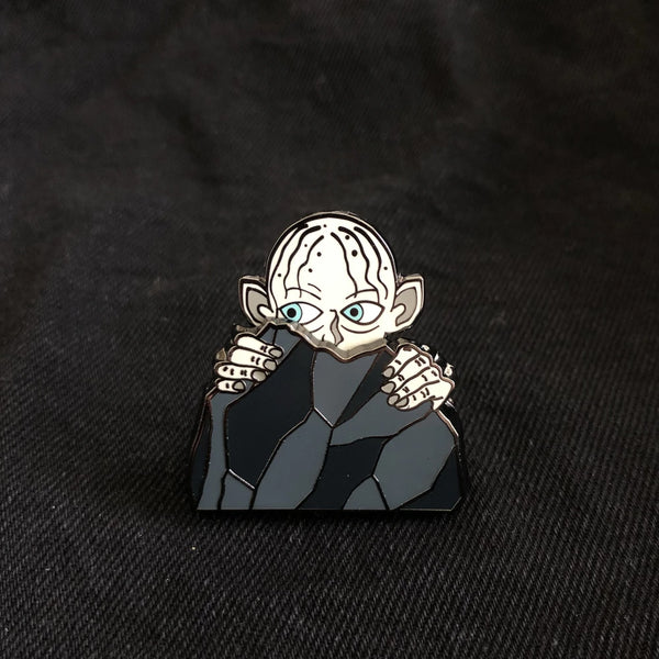 Sneaky Gollum Pin –– Ursa Major Supply