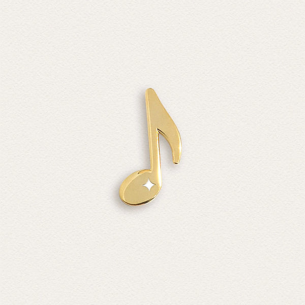Music Note Pin –– Ivy Chan