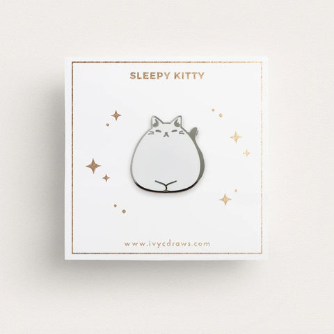 Sleepy Kitty –– Ivy Chan