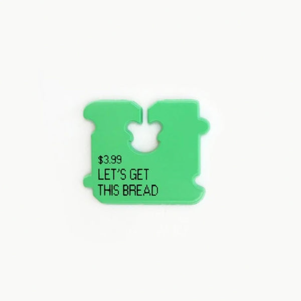 Let's Get This Bread Pin –– Studio Cult