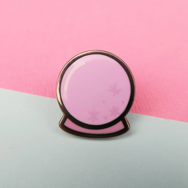 Crystal Ball Pin –– Alice Vitrum