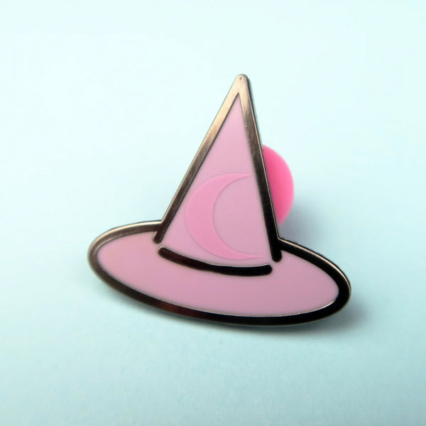 Witches Hat Pin –– Alice Vitrum