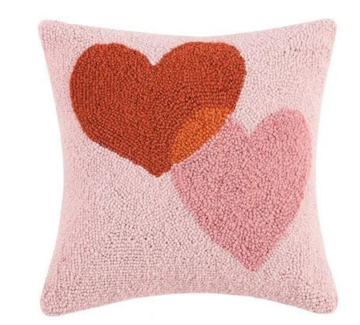Heart Connection Pillow