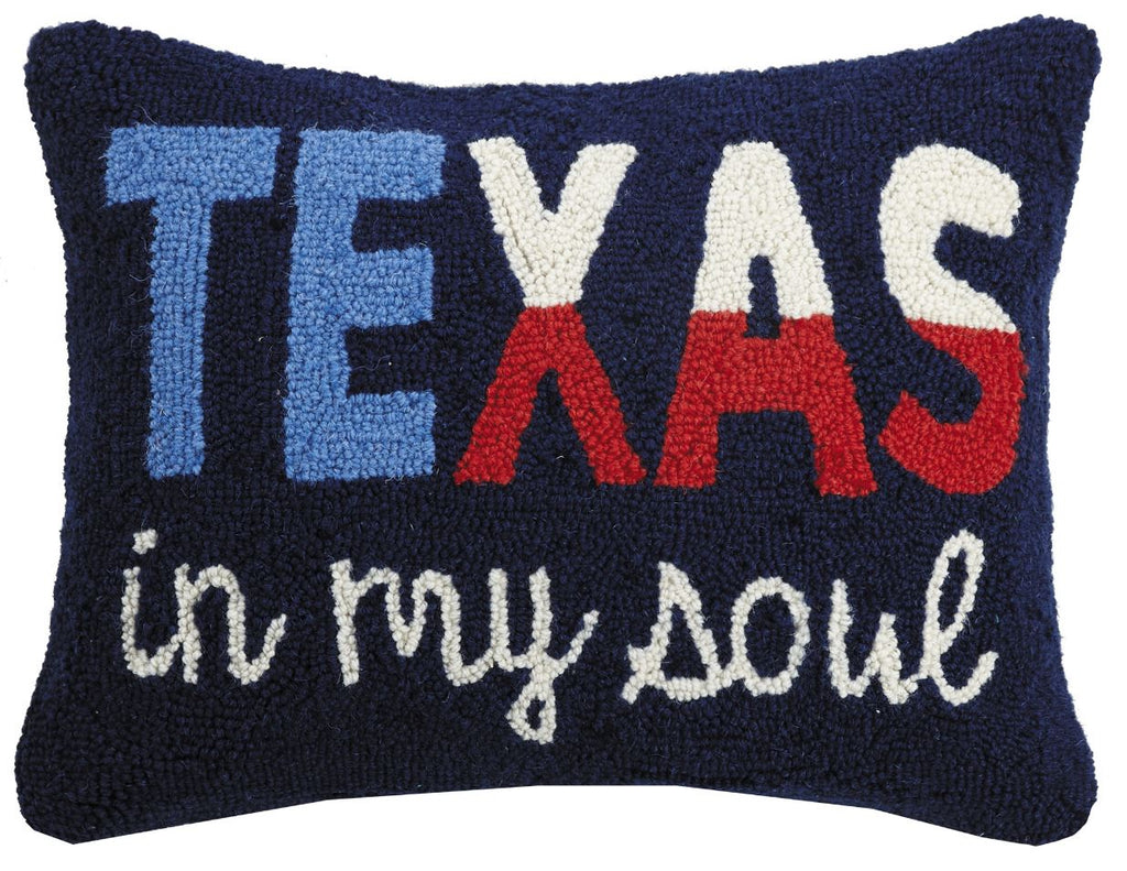 Texas Is My Soul Pollow