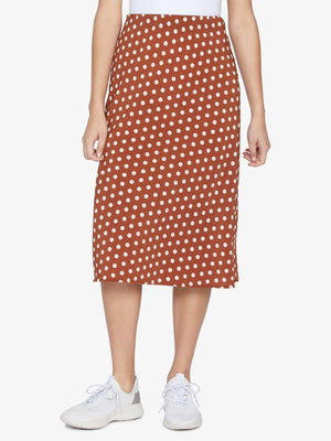 Everyday Midi Skirt Moon Dance by Sanctuary