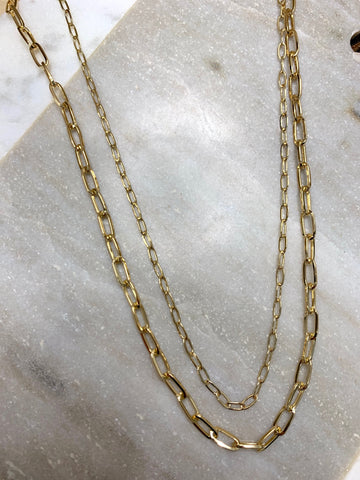 Choker Assorted Chain