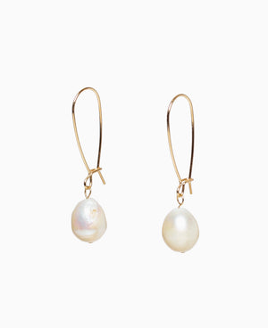Marina Freshwater Pearl Earrings