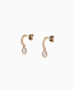 Pandora CZ Earrings